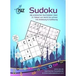 Sudoku - die arabischen Buchstaben üben