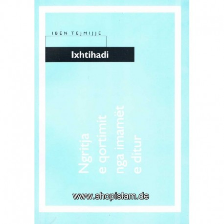 Ixhtihadi - Ibën Tejmijje