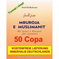 50 Copa- Mburoja e muslimanit (format xhepi)