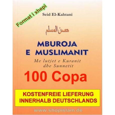 100 Copa- Mburoja e muslimanit (format xhepi)