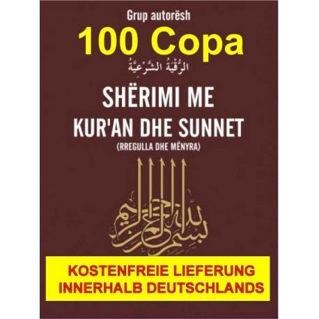 100 Copa - Shërimi me Kuran dhe Sunnet (format xhepi)