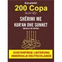 200 Copa - Shërimi me Kuran dhe Sunnet (format xhepi)