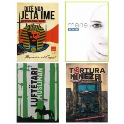 4 ROMANE - Kujtime nga Burgu i Naserit, Tortura Kineze, Maria, Luftëtari musliman