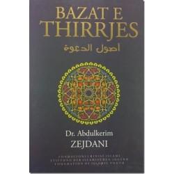BAZAT E  THIRRJES
