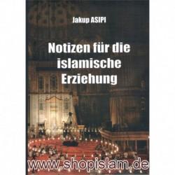 Notizen für die islamische Erziehung