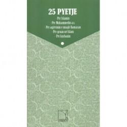 25 PYETJE