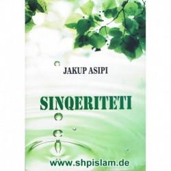 SINQERITETI - Jakup Hasipi