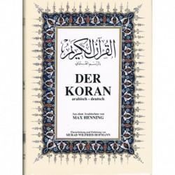 Der Koran - (mit Arabische Schrift)