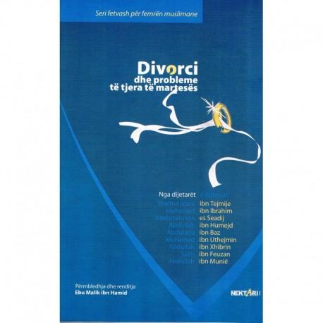 Divorci  dhe probleme të tjera të martesës