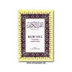 Kur'an-i Me përkthim në gjuhën shqipe