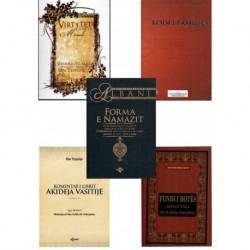 Pako pre 5 librave- Virtytet, Akide, Namazi, Familje, Fundi ...