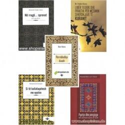 Pako pre 5 librave- Pyetje, Në rrugë, Përmbledhje, Si të ballafaqohem, Libër Teorik...