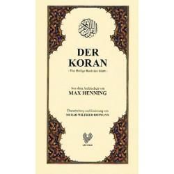 Der Koran - (Taschenformat für Unterwegs - ohne Arabisch )