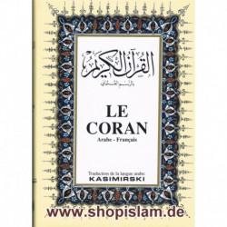 LE CORAN (Französisch mit Arab. Text)